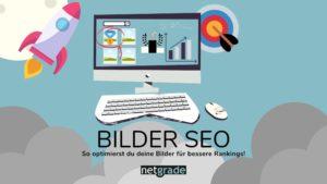 Bilder SEO Blogbanner von netgrade